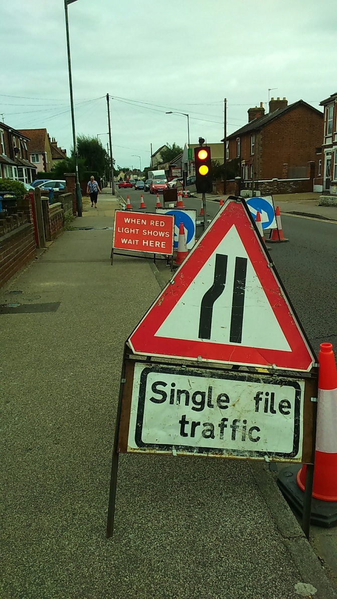 Radio Suffolk: Cllr Sandra Gage on Labour's call for better managed roadworks