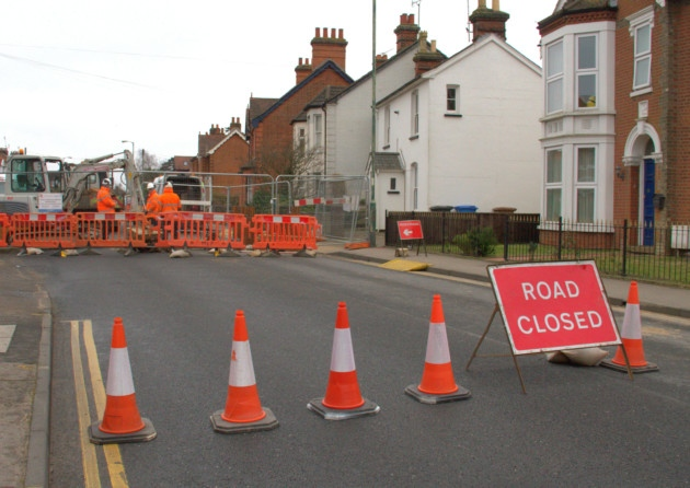Labour's call to introduce a 'Permit Scheme' to make roadworks more efficient and reduce congestion voted down at Full Council