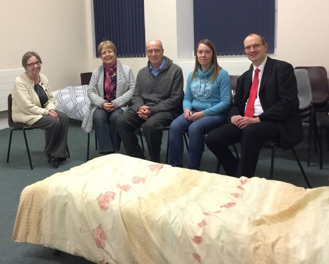 Labour Councillors provide over £2,500 for Ipswich night shelter