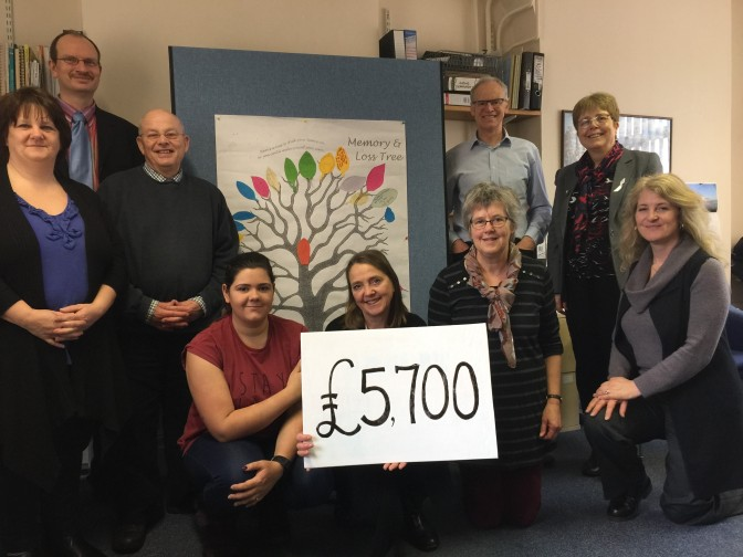 Labour Councillors provide over £5,700 to Cruse Bereavement