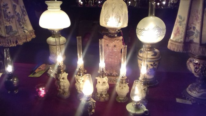 'Wheel by Lamplight' event illuminates Ipswich transport history